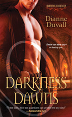 Darkness Dawns (Immortal Guardians #1)
