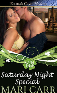 Saturday Night Special (Wild Irish, #6)