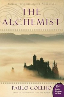 The Alchemist by Paulo Coelho. A beautiful, soulful book. Click through for full review. Via Diamonds in the Library.