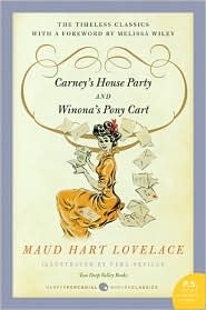 Carney's House Party/Winona's Pony Cart: Deep Valley Books (P.S.)