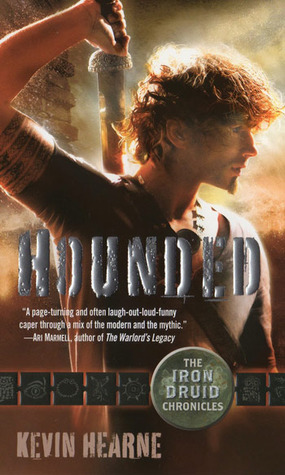 Hounded: The Iron Druid Chronicles