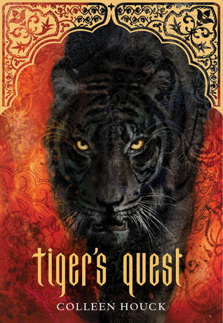 Tiger's Quest (Tiger Series, #2)