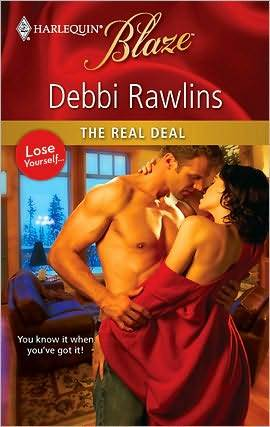The Real Deal by Debbi Rawlins