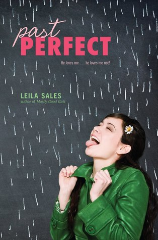 past perfect - leila sales