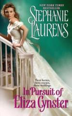 In Pursuit of Miss Eliza Cynster: A Cynster Novel