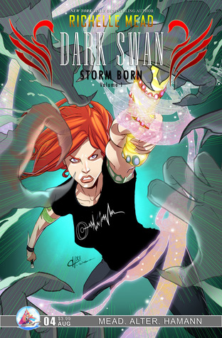 Richelle Mead's Storm Born #4 (Regular Cover)