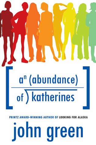 cover art for An Abundance of Katherines