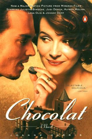 Chocolat by Joanne Harris | Book Review | oven & ink
