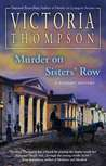 Murder on Sisters' Row (Gaslight Mystery)