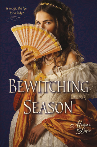 Bewitching Season Marissa Doyle cover art image from GoodReads