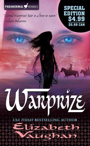 Warprize Cover