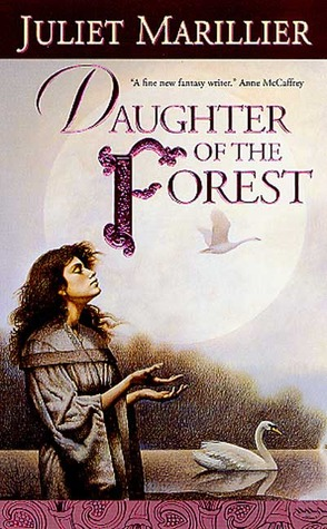 Daughter of the forest cover image