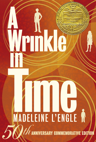 A Wrinkle in Time 50th Ann. HC ed