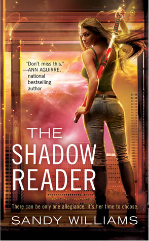 The Shadow Reader (McKenzie Lewis, #1)