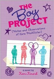 The Boy Project: Notes and Observations of Kara McAllister