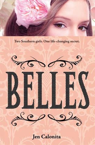 Book cover for Belles by Jen Calonita