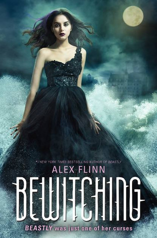 "The front cover of ""Bewitching"""