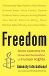 Freedom: Stories Celebrating the Universal Declaration of Human Rights