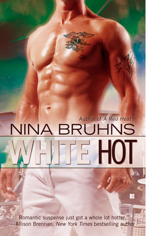 White Hot (Men in Uniform, #2)