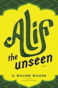 Alif the Unseen cover art