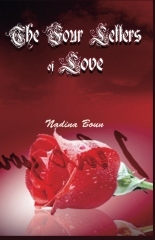 The four letters of love by Nadina Boun