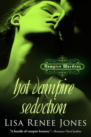 Hot Vampire Seduction (Vampire Wardens 2)