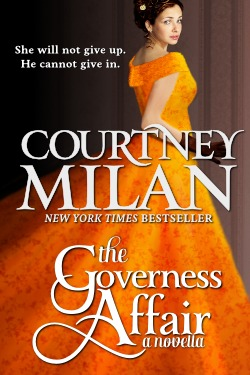 The Governess Affair (Brothers Sinister, .5) by Courtney Milan