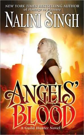 Angels' Blood Cover