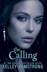 Book cover for The Calling by Kelley Armstrong