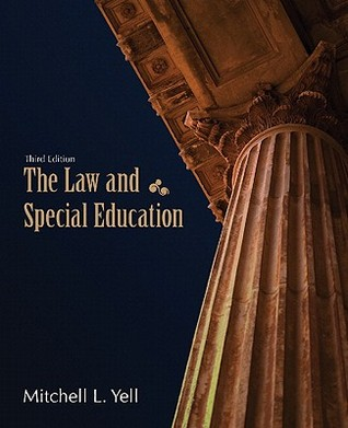 The law and special education / Mitchell L. Yell