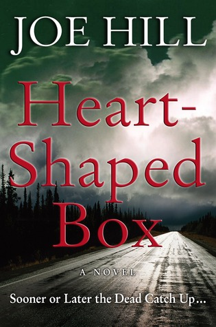 Heart-Shaped Box Book Cover
