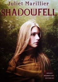Book cover for Shadowfell by Juliet Marillier