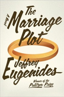 The Marriage Plot by Jeffrey Eugenides.