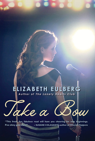 Book cover for Take a Bow by Elizabeth Eulberg