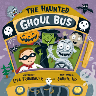 The Haunted Ghoul Bus