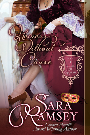 Heiress Without A Cause by Sarah Ramsey