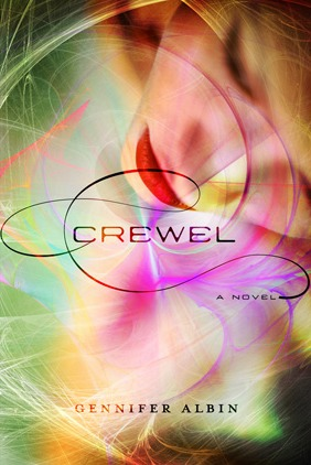 Book cover for Crewel by Gennifer Albin
