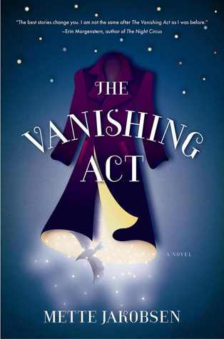 the vanishing act cover