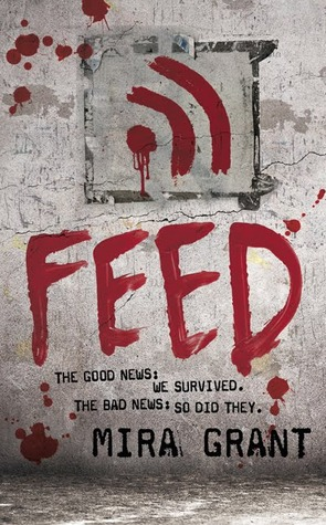 Feed by Mira Grant Review: 20 years after the zombie apocalypse