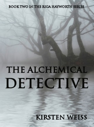 The Alchemical Detective (Riga Hayworth, #2)