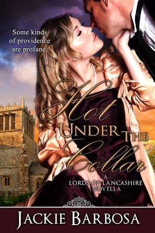 Hot Under the Collar by Jackie Barbosa