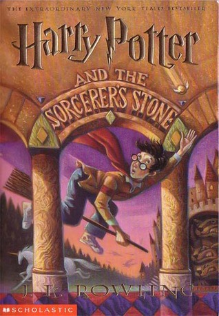 harry potter and the sorcerer's stone - jk rowling