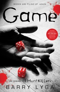 Game (Jasper Dent #2) by Barry Lyga