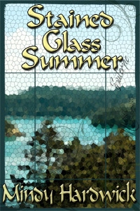 Stained Glass Summer by Mindy Hardwick