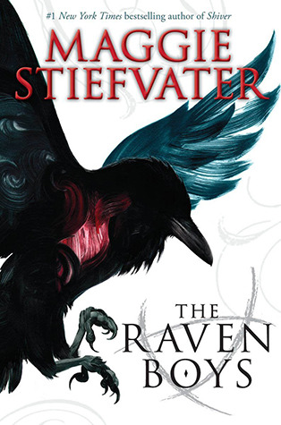 the raven boys cover