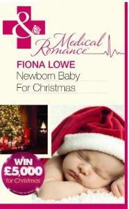 Newborn Baby For Christmas by Fiona Lowe