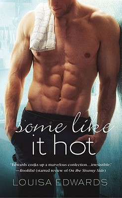 Some Like It Hot (Rising Star Chef, #2)