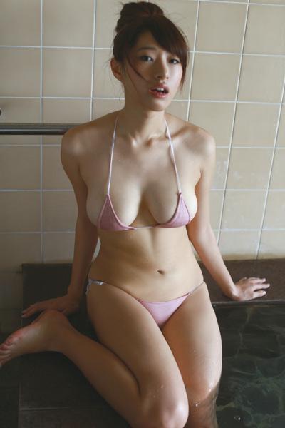 おそらく日本一エロい処女(自称) 染谷有香の霊長類最強ボディをご覧下さい。2