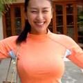 浅田舞がベトナムで見せたウェットスーツがはち切れんばかりの巨乳がエロ過ぎいw