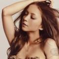 【お宝画像】安室奈美恵 劣化知らずスレンダーボディのセクシーグラビア画像まとめ